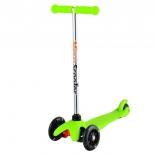 самокат для взрослых Scooter M-5, зеленый