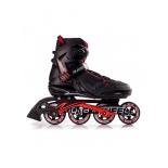 роликовые коньки Blackwheels Race мужские размер 43, черно-красные