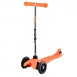 самокат для взрослых Scooter M-5, оранжевый