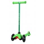 самокат Playshion мини FS-MS001LG, зеленый