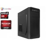 CompYou Home PC H555 (CY.616450.H555), купить за 33 599 руб.