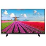 телевизор LG 55UJ620V, черный