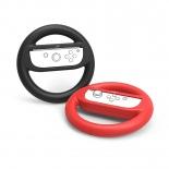 аксессуар для игровой приставки Speedlink RAPID Racing Wheel Set for Nintendo Switch, черный-красный