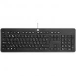 клавиатура HP Business Slim, черная