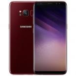 смартфон Samsung Galaxy S8 SM-G950, Королевский рубин
