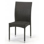стул садовый Afina Y380A-W53, коричневый