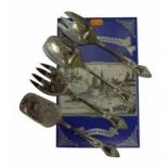 набор кухонных принадлежностей ПЗХМ Салатный СН-28/312 (из 4-х предметов)