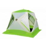 палатка туристическая Лотос Куб Классик С9 для зимней рыбалки (стеклопластик)