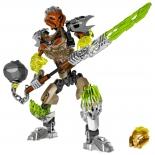 конструктор LEGO Бионикл 71306, Похату - объединитель Камня
