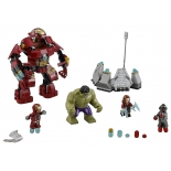 конструктор LEGO Супер Герои 76031, Разгром Халкбастера