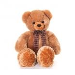 товар для детей Aurora Медведь с бантом, 69 см