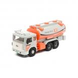 товар для детей Daesung Max 965-1 бензовоз, белый / оранжевый