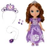 кукла Disney Принцессы Дисней, София с украшениями для девочки