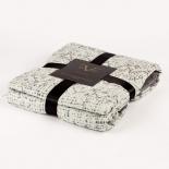 плед Bergner Versace 130x180см, мятный