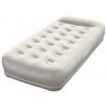 надувная кровать Bestway Restaira Premium Single (с подголовником и встроенным насосом)