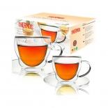 Чайная пара Thermos 900722 (из двойного стекла), купить за 2 550руб.