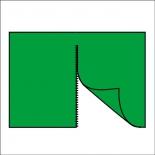 шатёр Стенка Торг-хаус JFG-SZ-3-G (3 м с молнией) зеленая