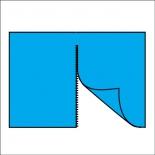 шатёр Стенка Торг-хаус JFG-SZ-3-B, синяя