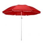 зонт садовый Торг-хаус, Красный (диаметр 240 см)