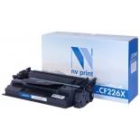 картридж для принтера NV-Print CF226X (увеличенной ёмкости), чёрный
