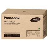 картридж для принтера Panasonic KX-FAT400A7, черный