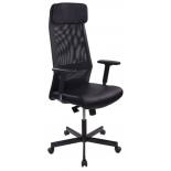 компьютерное кресло Бюрократ T-995 черное