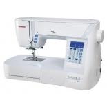 швейная машина Janome Skyline S3, белая