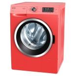 машина стиральная W65FZ23R/S, красная
