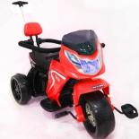 Товар Велосипед-электромотоцикл RiverToys O777OO, красный, купить за 5 090руб.