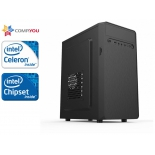 системный блок CompYou Office PC W170 (CY.616582.W170)