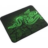 коврик для мышки Razer Goliathus Control Fissure Edition Small черно-зеленый