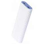 аккумулятор универсальный Мобильный аккумулятор TP-Link TL-PB20100 20100mAh, белый/голубой