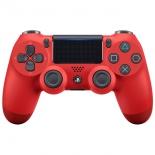 контроллер игровой специальный Sony Dualshock 4 v2, красный