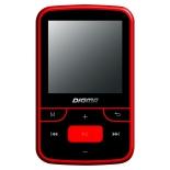 аудиоплеер Digma T3 8Gb, черный-красный