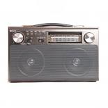 Радиоприемник Сигнал БЗРП РП-322, коричневый