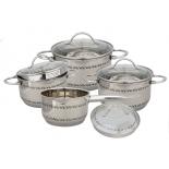 набор посуды для готовки Kelli KL-4263 (8-и предметный)