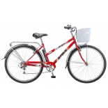 велосипед Stels Navigator 350 Lady 28 (2017), red