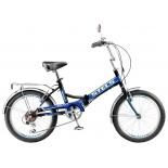 велосипед Stels Pilot 450, синий
