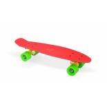 скейтборд Moove&Fun PP2206-1 red -, красный