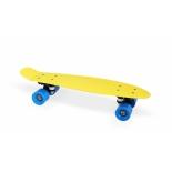 скейтборд Moove&Fun PP2206-1 yellow -, желтый