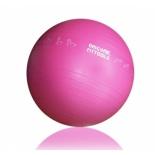 мяч гимнастический Original FitTools FT-GBPRO-55, розовый
