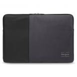 сумка для ноутбука Чехол Targus TSS95104EU, черный/серый