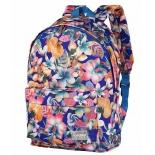 рюкзак городской Nosimoe 8302-03, тропики-синий