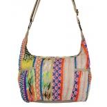 сумка женская Justo Creazione 2431 AB, разноцветный