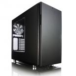 корпус Fractal Design Define R5 Black Window w/o PSU FD-CA-DEF-R5-BK-W