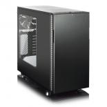 корпус Fractal Design Define R5 Blackout Edition Window Black (FD-CA-DEF-R5-BKO-W)