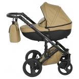 коляска Verdi Mirage Eco Premium (3 в 1) 04, темно-бежевая