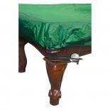 чехол для бильярдного стола 8ф, влагостойкий, зеленый