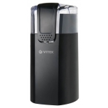 кофемолка Vitek VT-7124 BK, черная