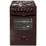 плита Лысьва ЭГ 1/3Г01 M2C-2У (газоэлектрическая), коричневая
